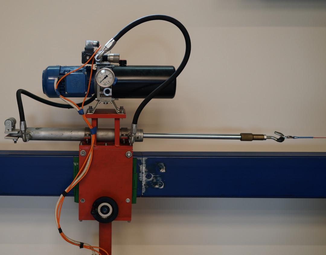 Profilofly - Dinamometro Profilofly - Centro riparazioni revisioni parapendio e paramotore