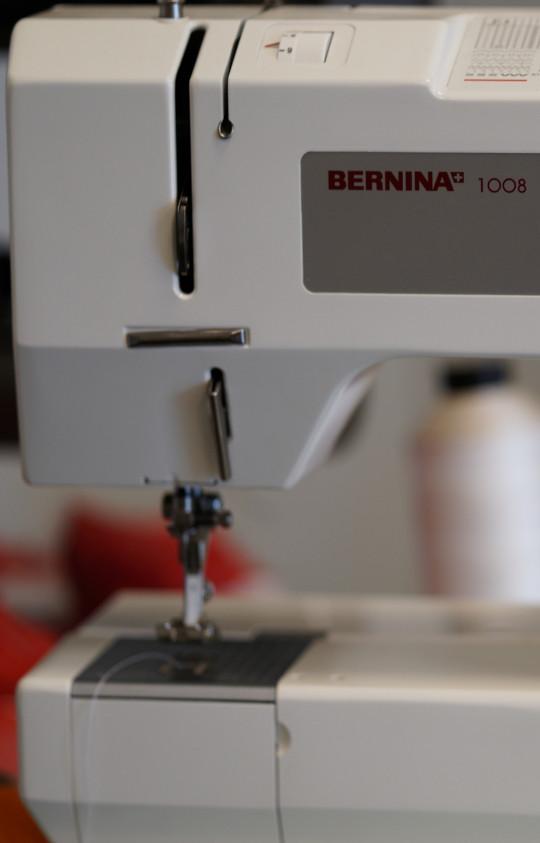 Profilofly macchina da cucire Bernina per vele Profilofly - Centro riparazioni revisioni parapendio e paramotore