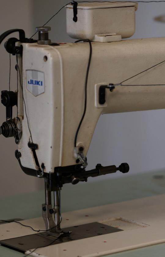 Profilofly macchina da cucire Juki per imbraghi Profilofly - Centro riparazioni revisioni parapendio e paramotore