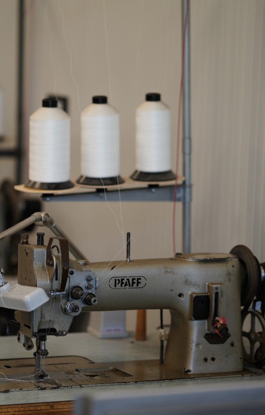 Profilofly servizi macchine da cucire Profilofly - Centro riparazioni revisioni parapendio e paramotore